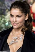 """Laetitia Casta attending """"Le Printemps Christmas Decorations Inauguration PARIS, FRANCE - NOVEMBER 08 th_781454275_5949208_6369285_Looking_lovely_Finally_the_actress_added_light_make_up_enhanceme_a_18_1541715400982_122_715lo"""